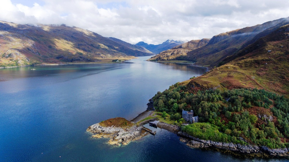 Holiday houses in Scotland Exclusive Properties & Sporting Estates Scotland – George Goldsmith