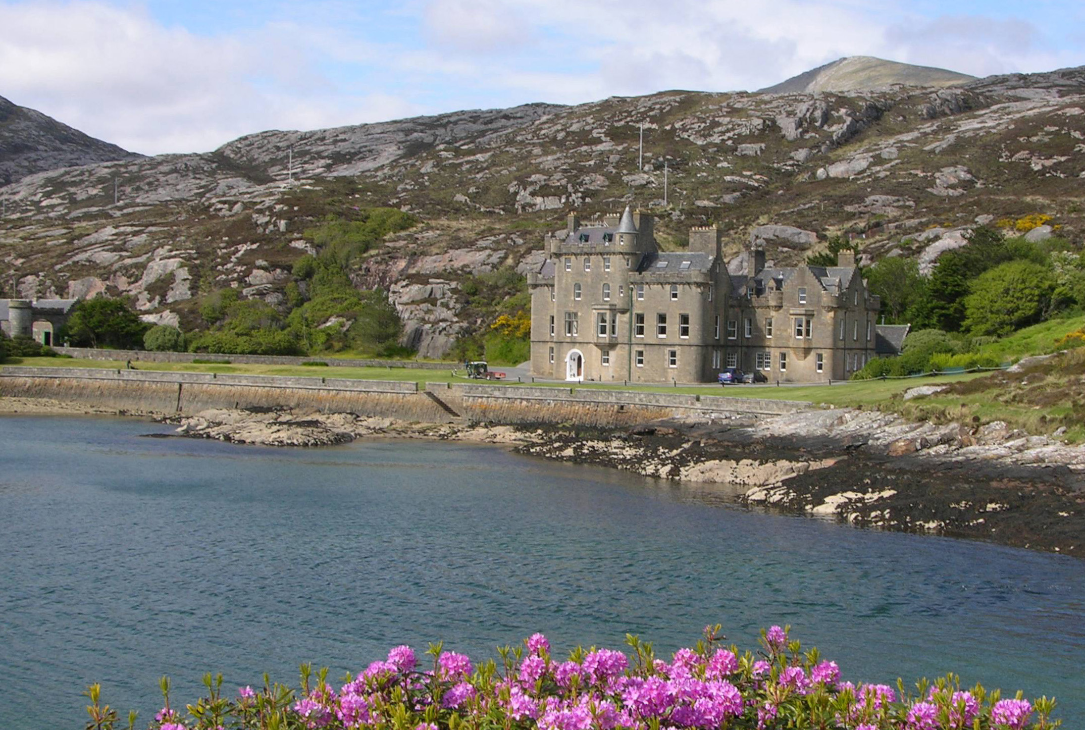 Houses Amp Castles In Highlands Amp Islands Isle Of Harris