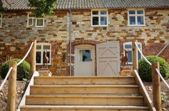 Croxton Park main door